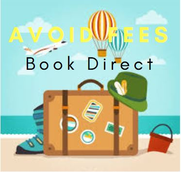 Avoid Fees and Book Direct