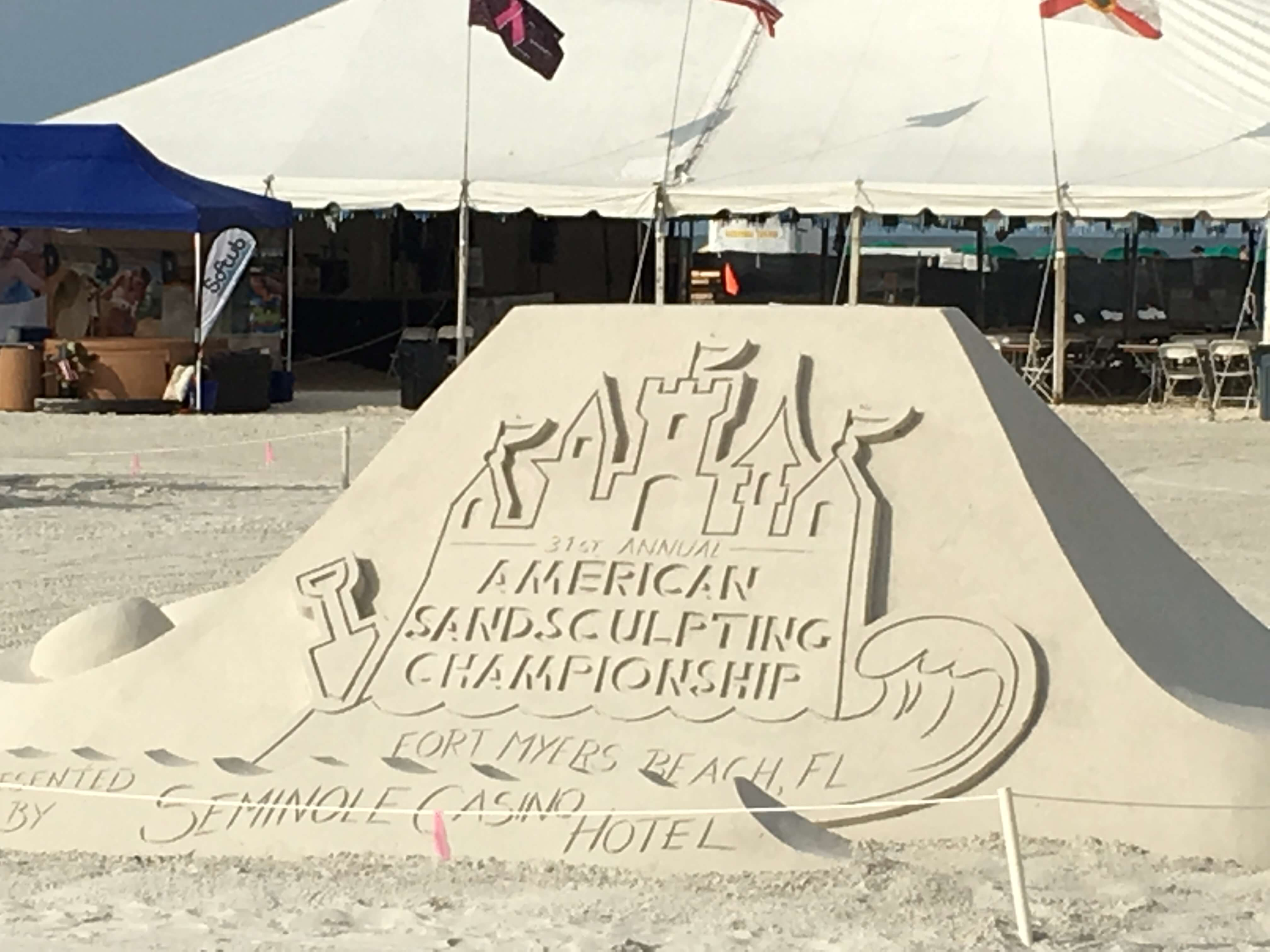 American Sandsculpting Championship