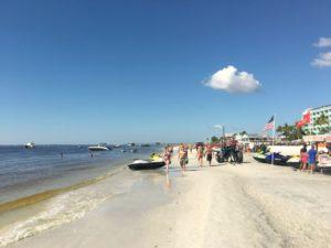 Fort Myers Beach Activity