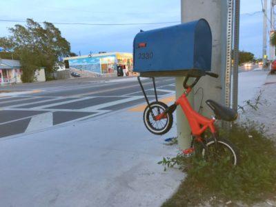 Whose Intriguing Mailbox?