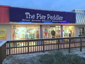 The Pier Peddler