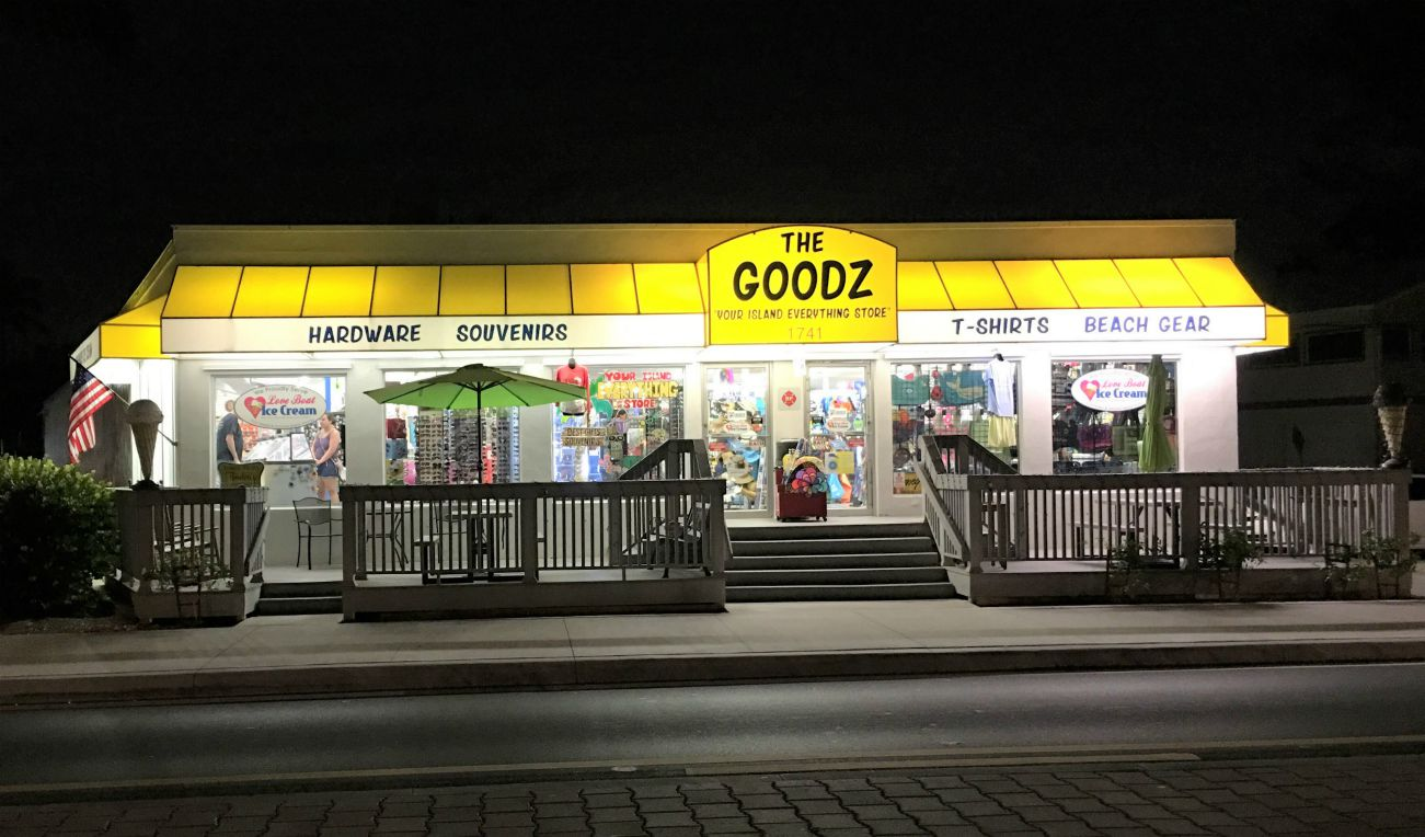 The Goodz Store Front