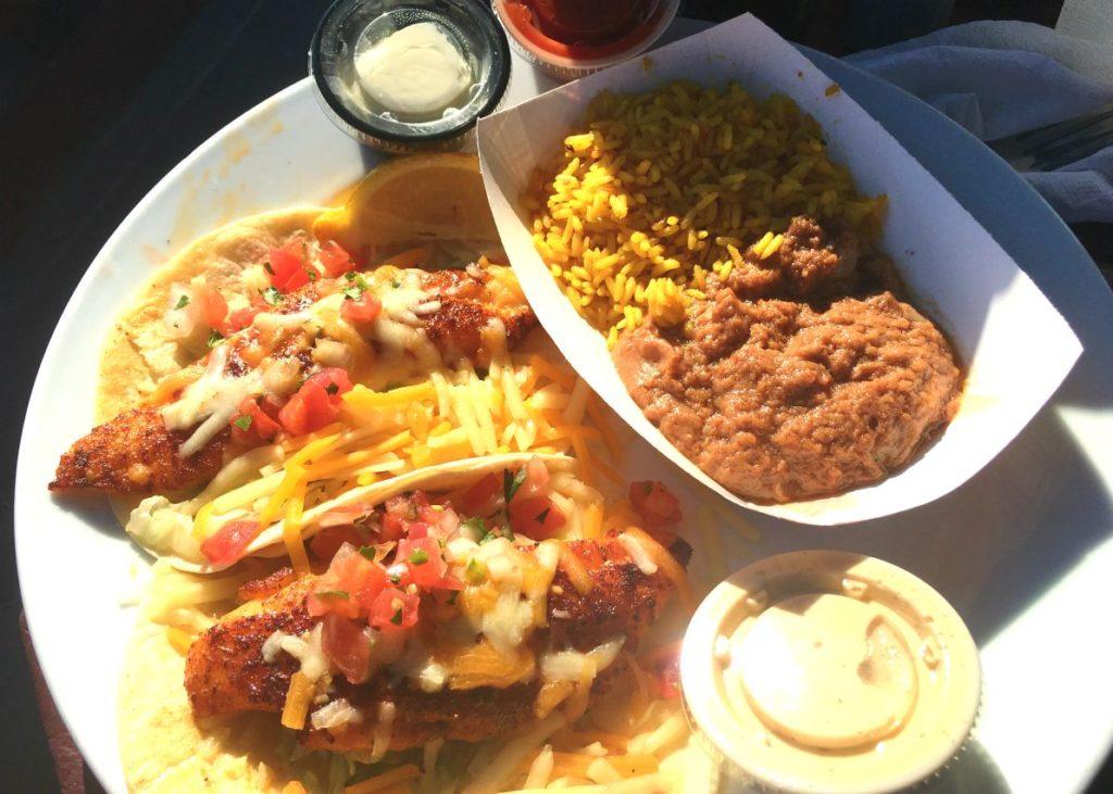 Sundeck at Lani Kai Fish Tacos