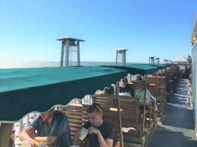 Sun Deck at Lani Kai