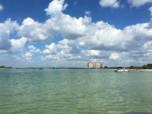 Drawbridge to Fort Myers Beach