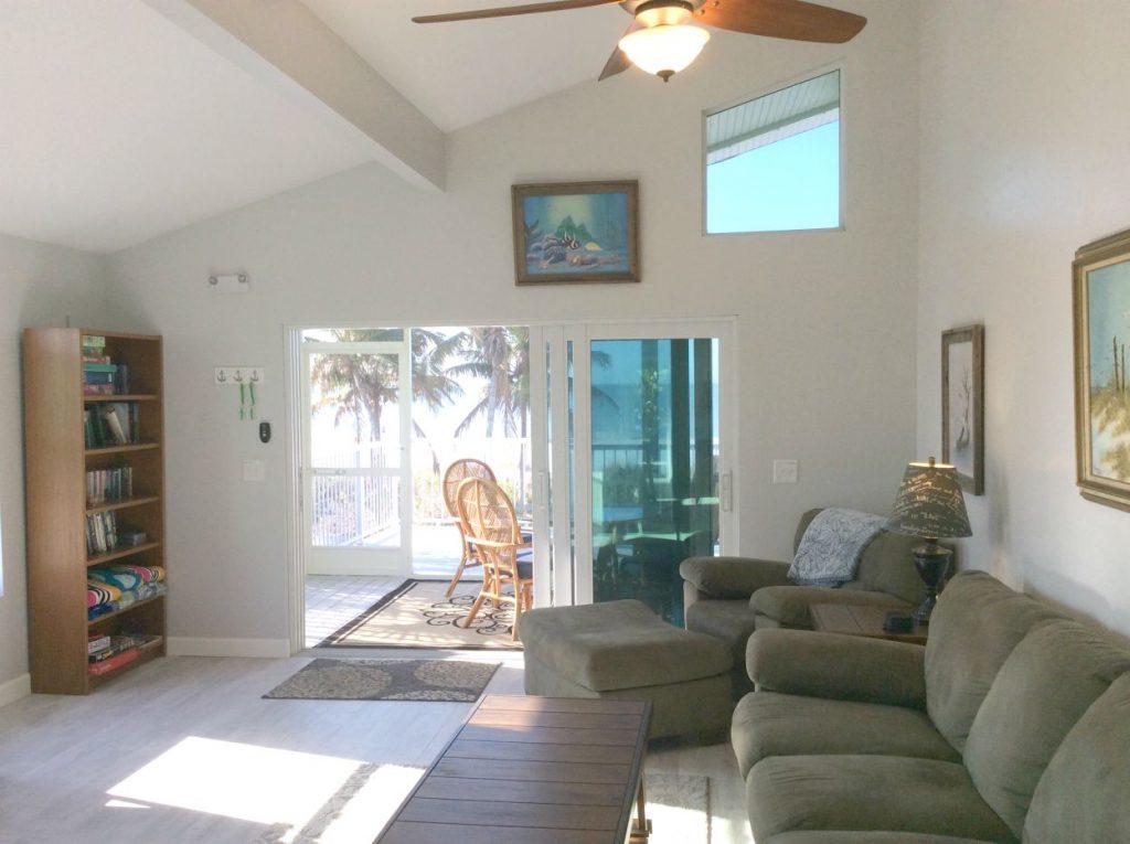 Beach Delight Living Room