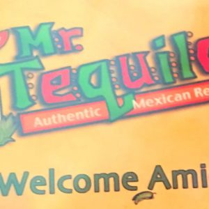 Mr. Tequilas Mexican Restaurant in Fort Myers Beach, Florida