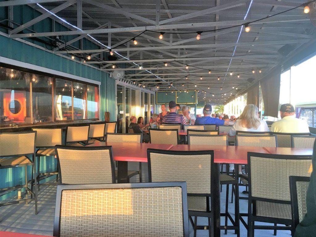 Original Shrimp Dock Bar and Grill Waterfront Dining