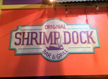 Original Shrimp Dock Bar & Grill in Fort Myers Beach, Florida
