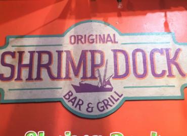 Original Shrimp Dock Bar & Grill in Fort Myers Beach, Florida