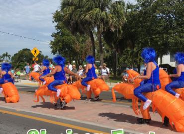 Shrimp Fest Parade