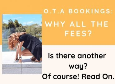 What Are These Booking Fees? Is there another way?