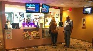 Buying Movie Tickets