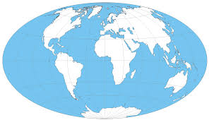 World Map of Places To Go
