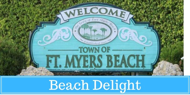Welcome to Fort Myers Beach, Florida