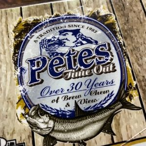 Pete's Time Out Restaurant