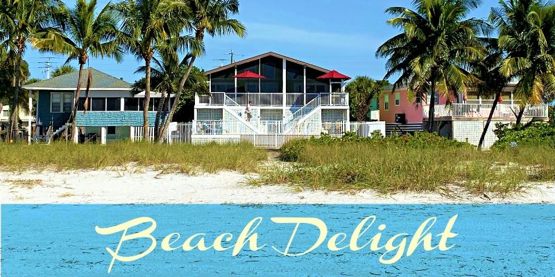 Beach Delight Vacation Rental in Fort Myers Beach, Florida