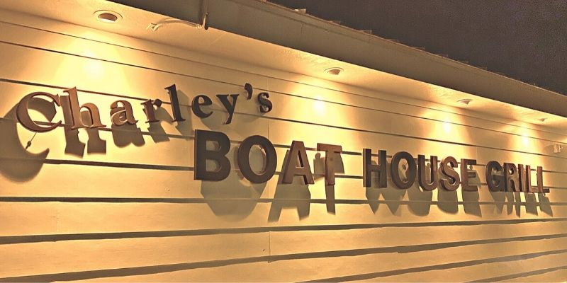 Charley's Boat House Grill & Wine Bar