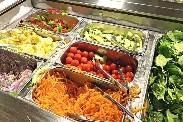 Charley's Salad Bar