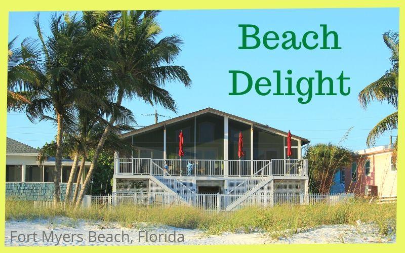 Beach Delight on the Beach