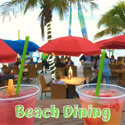 Beachside Restaurants