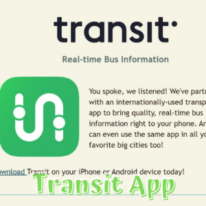Leetrans Transit App