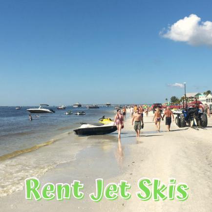 Rent Jet Skis