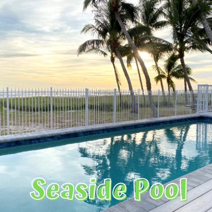 Heated Seaside Pool