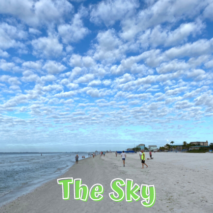 Big Sky Over Fort Myers Beach