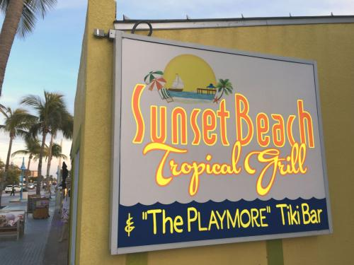 Sunset Beach Tropical Grill